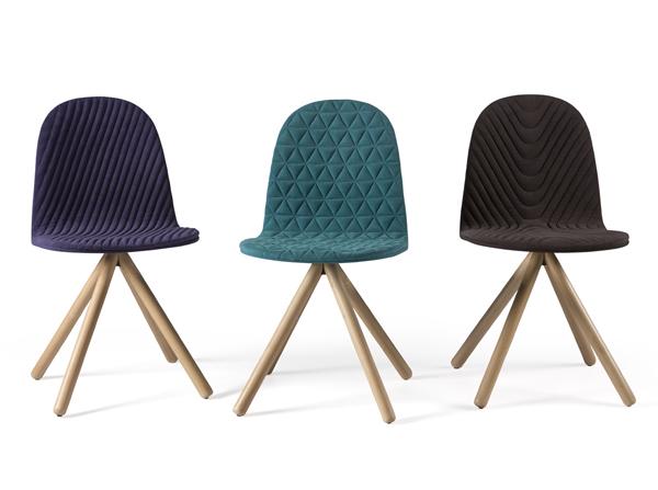 Krzesło Mannequin Iker designerski projekt producenta Iker. Nowoczesne krzesło idealne do salonu czy kuchni. Laureat Must Have 2014