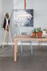 stół storm producenta zuiver. Drewniany stół jesionowy w stylu minimalistycznym