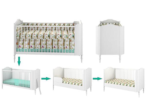 eczka dla dzieci funkcjonalne i bezpieczne gotowe wn trza. Black Bedroom Furniture Sets. Home Design Ideas