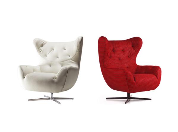 Fotel Sixteen Iker to ikona polskiego designy. Komfortowy i przykuwający uwagę. Dostępny w różnych kolorach i materiałach