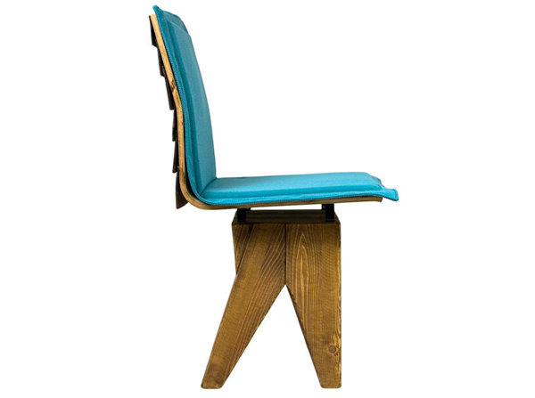 Krzesło wykonane przez parę polskich projektantów. Dla szukających niecodziennych rozwiązań i unikalnych produktów