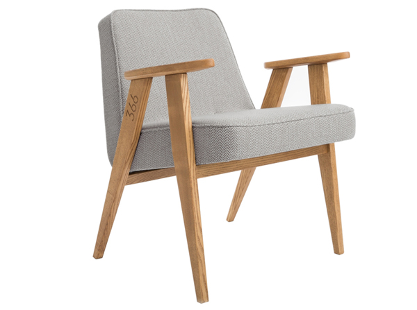 Fotel 366 kultowy mebel józefa chierowskiego w nowej odsłonie. Produkt stworzony na licencji jedyny oryginalny. Idealny do wnętrz w stylu vintage