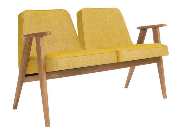 sofa 366 concept. Stworzona do kolekcji fotela 366 józefa chierowskiego. Oryginalny produkt na licencji 366 concept