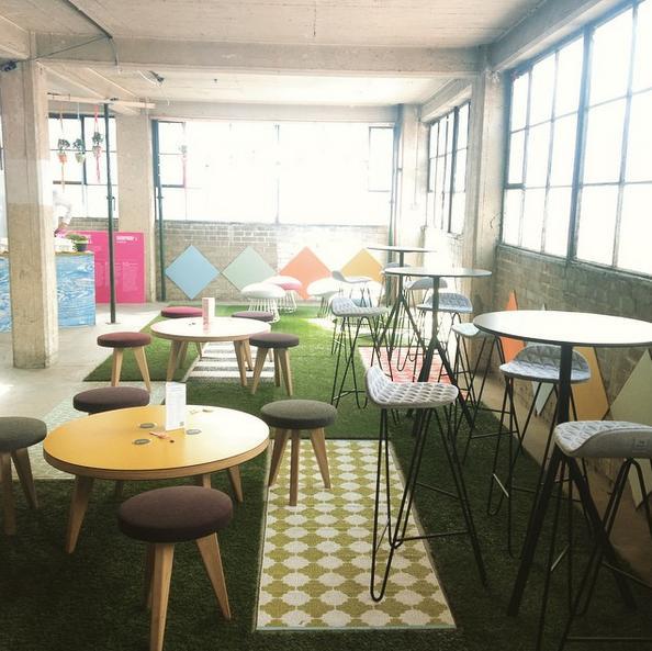 krzesła do wnętrza restauracji w stylu loft mannequin 01 iker