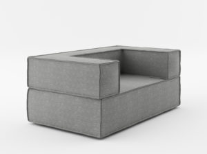 Noi sofa 150 Absynth