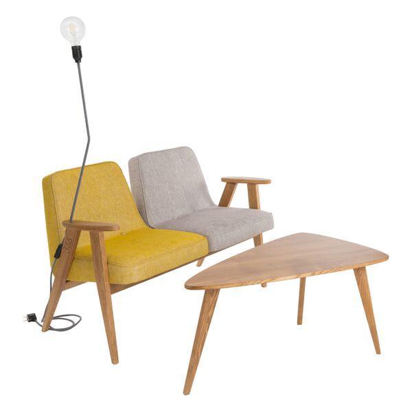 stolik w stylu vintage 366 long. Stolik w stylu lat 50-tych i prlu