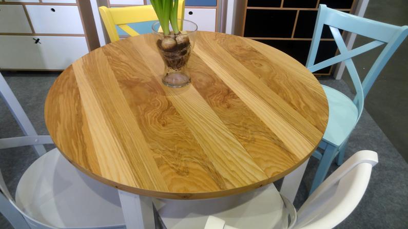 Stół okrągły Durbas Style