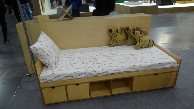 Famfara Arena Designa meble dziecięce