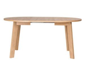 okrągły stół rozkładany drewniany idealny do jadalni kuchni czy salonu