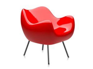 Fotel RM58 Classic Vzór