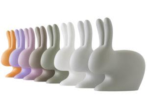 Foteliki króliki świetne do pokoju dziecka. Króliki są doskonałą ozdobą jak również można na nich usiąść