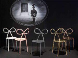 Krzesło Ribbon Qeeboo