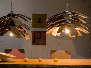 Lampa wisząca Gont LGH0240 Gie El