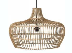 Lampa rattanowa Kisha PR Home
