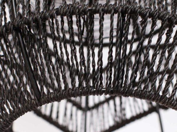 Lampa wisząca Adelaide czarna Woood