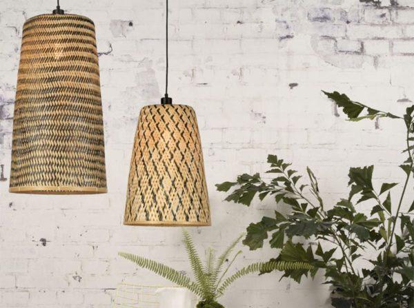 Lampa wisząca Kalimantan Good&Mojo