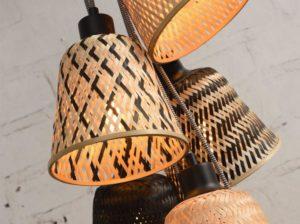Lampa wisząca Kalimantan splot 7 Good&Mojo