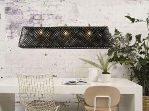 Lampa wisząca Komodo czarna Good&Mojo