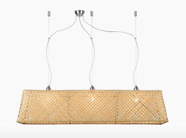 Lampa wisząca Komodo naturalna Good&Mojo