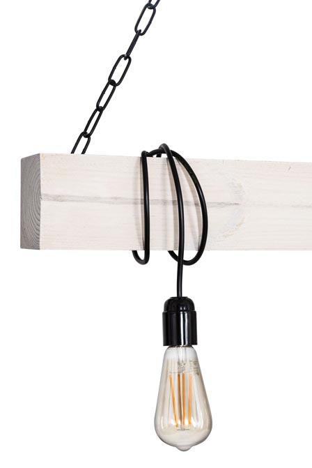 Lampa wisząca Marlo biel Mabrillo