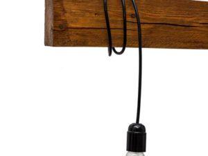 Lampa wisząca Marlo rustyk Mabrillo