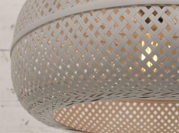 Lampa wisząca Palawan biała Good&Mojo