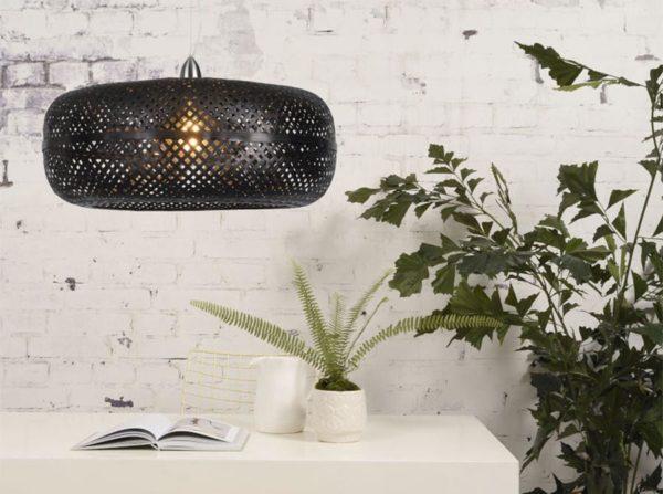 Lampa wisząca Palawan czarna Good&Mojo
