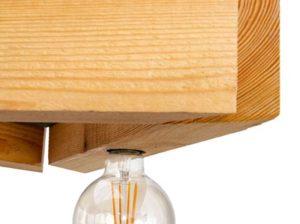 Lampa wisząca Parilla natural Mabrillo