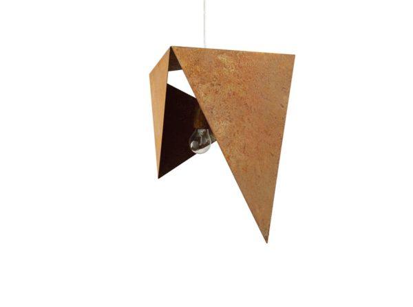 Lampa wisząca Rust Bird Gie El
