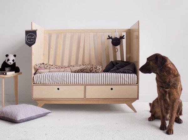 Łóżeczko Nest Wood Republic