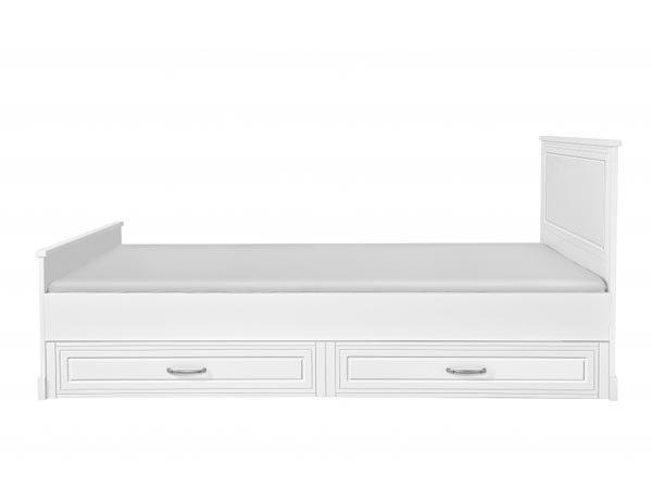 Łóżko 90x200 Melody białe Novelies