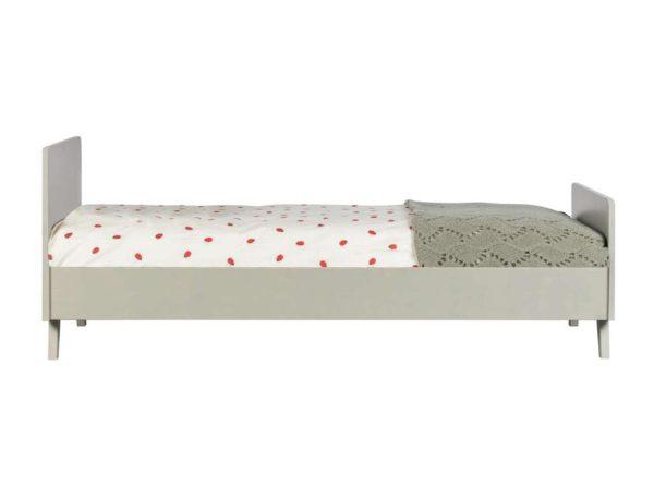 Łóżko Lily piaskowe 90×200 Woood