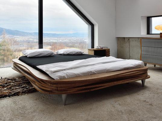 Łóżko Organique, Gieel