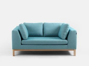 Sofa dwuosobowa Ambient Wood CustomFORM