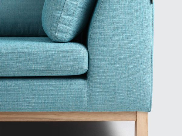 Sofa dwuosobowa Ambient Wood CustomFORM