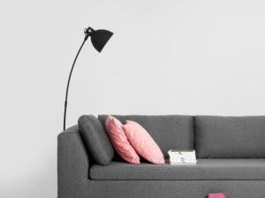 Sofa rozkładana trzyosobowa Ambient CustomFORM