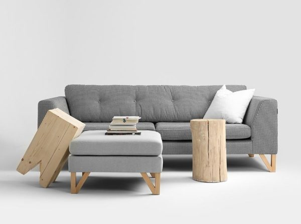 Sofa trzyosobowa Willy CustomFORM