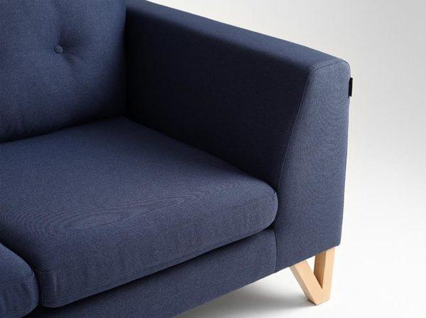 Sofa dwuosobowa Willy CustomFORM