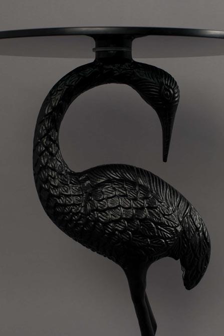 Stolik Crane czarny Dutchbone