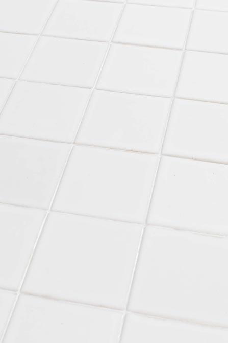 Stolik kawowy Glazed biały Zuiver