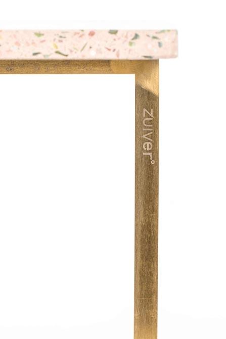 Stolik Luigi kwadratowy Zuiver